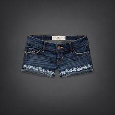 Bettys Hollister Low Rise Short-shorts | Bettys Shorts | HollisterCo.com