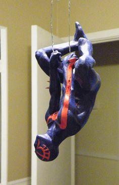 Spider-man 2099, side view by ~beastgrinder on deviantART