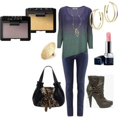 """""""Fall casual"""" by cindylou7164 on Polyvore"""