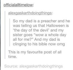 The day of the devil, tumblr funny