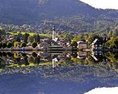 ... - The beautiful St. Wolfgang in Lake district near Salzburg Austria  via dani.calidos.com