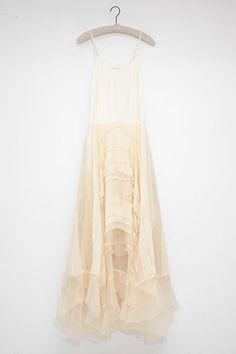 RUFFLED CRINOLINE DRESS BY GARY GRAHAM   SHOPHEIST.COM