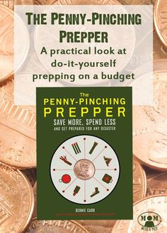 Penny-Pinching Prepper: A practical look at DIY preparedness on a budget via @momwithaprep