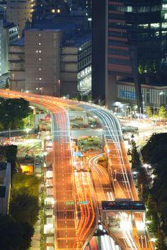 Tokyo Metropolitan Expressway Central Circular Route (首都高速中央環状線).