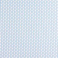 Cottage Pattern 1 - lichtblauw - French Cottage - stoffen.net