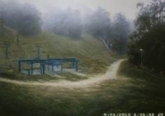 Webcam VI (Base Area), 42 x 58 cm, 2017