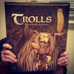 Trolls, the comedians in Gnome mans land. Always playing tricks they are.