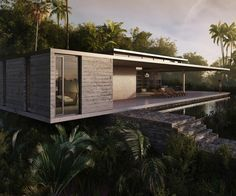 Misiones House by Ezequiel Amado Cattaneo