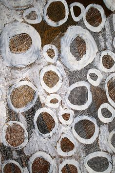 Nyapanyapa Yunupingu (natural ochres on eucalyptus bark) Australian Artists, Arts Award, Tribal Art, Australian Art, Indigenous Australian Art, Abstract Painting, Abstract Art, Abstract, Art Inspiration