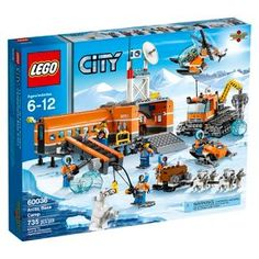 LEGO® City Arctic Basecamp 60036