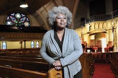 University of Pennsylvania professor Anthea Butler