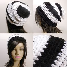 slouchy striped hat. I think @terrysherburn should make this ;)