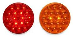 4 Inch Round LED Light | 4 Inch Tail Lights