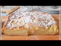 PASTEL DE MANZANA   Receta muy fácil y deliciosa - YouTube Apple Tart Recipe, Bread And Pastries, No Cook Desserts, Sin Gluten, Sweet Recipes, Food And Drink, Cooking Recipes, Yummy Food, Sweets