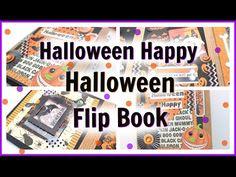HAPPY HALLOWEEN FLIP BOOK