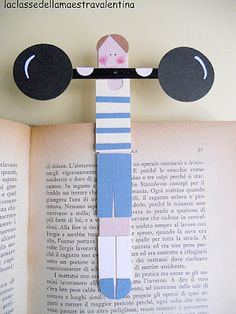 #DIY bookmark #fathersday