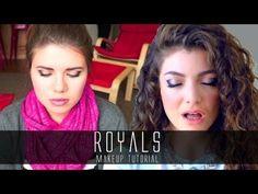 """Royals""+by+Lorde+Makeup+//+Tutorial"