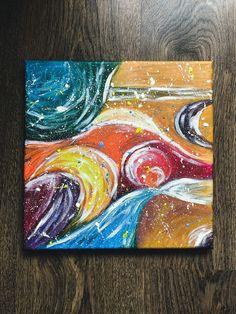 Night, Artwork, Painting, Work Of Art, Painting Art, Paintings, Painted Canvas