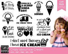 Ice Cream svg bundle / Ice Cream svg / svg files / svg for Cricut / svg for Silhouette / svg bundle / Popsicle svg / Ice Cream Humor svg