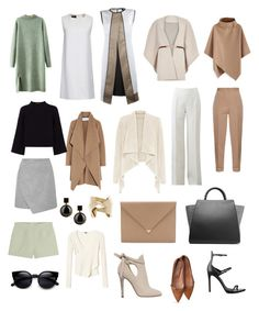 """Untitled #4"" by alexanderalechito-slepcik on Polyvore featuring Chicnova Fashion, River Island, Michael Kors, Harris Wharf London, Bottega Veneta, ZAC Zac Posen, Alexander Wang, Kendall + Kylie, Jaeger and Marc by Marc Jacobs"
