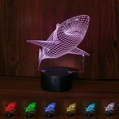 Hot Sale Usb Charging Night Light 3d Dinosaur Eggs Lamp Touch-switch Bedroom Bookcase Led Night Light With Remote Control 16 C Promote The Production Of Body Fluid And Saliva Led Night Lights