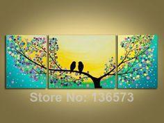 Shop Popular 3 Piece Wall Art Set from China | Aliexpress