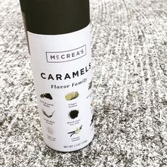 We got some awesome caramels from @mccreascandies  - - #imenehunes #food #mccreascandies #caramels #candy #sweets
