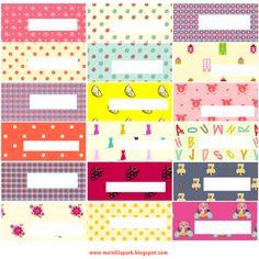 MeinLilaPark – digital freebies: Free printable cheerful tag and label collection 2 ♥ ausdruckbare Etiketten ♥ freebie
