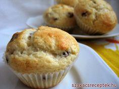 Csésze muffinok