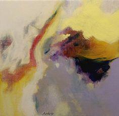 Studie 33, 2007 (P.Wienand)  Öl auf Leinwand/Holz, 25 x 25 cm