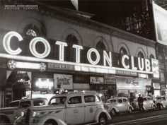 The Cotton Club Poster, Jazz Night Club, Harlem, New York City Photo posters The Cotton Club, Harlem Renaissance, Renaissance Wedding, Louis Armstrong, Billie Holiday, Cabaret, Mafia, Night Club, Night Life