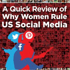 Women Rule Social Media - http://www.hometechmtl.com/women-rule-social-media/ - http://www.hometechmtl.com/wp-content/uploads/2014/03/thumbnail-11.jpg -  My friends at FinancesOnline.com pored over social media demographics surveys from different credible sources likePew Research CenterandBurst Mediaand were able to pluck out some distinct patterns that suggest women are taking over social media. Then they turned the data into a nice in...