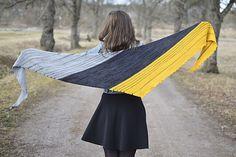 Ravelry: Ashburn pattern by Melanie Berg Shawl Patterns, Hand Knitting, Knitting Scarves, Knitted Shawls, Shawls And Wraps, Dress Codes, Ravelry, Knit Crochet, Clothes