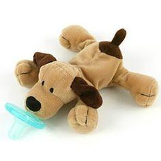 WubbaNub® speenknuffel Wubbanub puppy speenknuffel