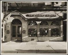 127 Columbus Avenue. Vorst's Century Sea Grille