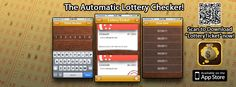 Your automatic lottery ticket checker