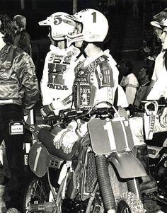 David Bailey and Johnny O'Mara 1984