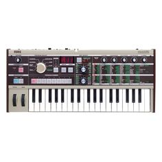 Korg microKORG Synthesizer with Free Headphones and Cables