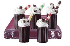 Chocolate Cups - Mini Desserts www.KaneCandy.com