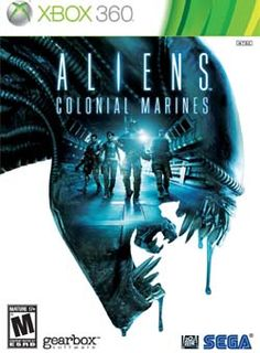 Aliens: Colonial Marines video game for Playstation 3, Xbox 360, and PC