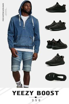 98743091 De 9 beste afbeelding van Yeezy Pirate Black Outfit - Man fashion ...