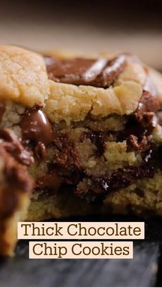 Fun Baking Recipes, Sweet Recipes, Cookie Recipes, Snack Recipes, Dessert Recipes, Snacks, Food Cravings, Chocolate Chip Cookies, Cookies Et Biscuits