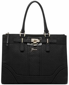 GUESS La Vida Logo Status Carryall - GUESS - Handbags & Accessories - Macy's