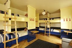 The word 'hostel' doesn't mean what it used to anymore