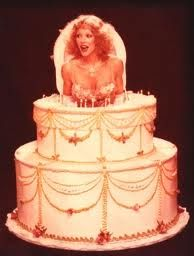 ... GIRL JUMPING OUT OF CAKE on Pinterest  Burlesque, Burlesque cake and