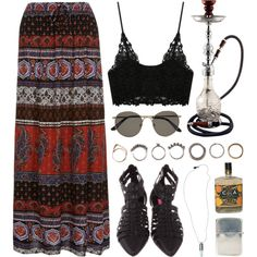 Like the outfit. minus the drugs over there on the right.o what the frig 70s Outfits, Swaggy Outfits, Hippie Outfits, Cute Casual Outfits, Pretty Outfits, Fashion Outfits, Bohemian Outfit, Look Festival, Hippie Style Clothing