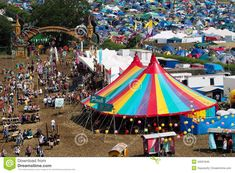 Photo about Glastonbury Festival of the Arts Somerset. Image of glastonbury, arts, somerset - 42631846 Music Festivals, Somerset, Editorial, Fair Grounds, Fun, Image, Funny