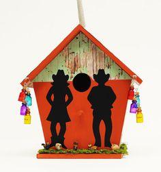 DIY Western Style Birdhouse