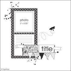 PageMaps: Sweet Shoppe digi sketch contest