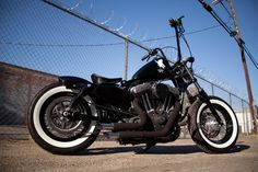 how to build a sportster bobber   SPORTY BOBBER PICTURES - Page 487 - The Sportster and Buell Motorcycle ...